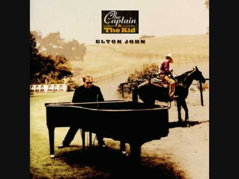 Elton John - Blues Never Fade Away