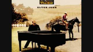 Watch Elton John Blues Never Fade Away video
