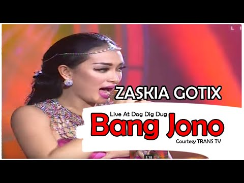 download lagu ZASKIA GOTIX Bang Jono Live At Dag Dig Dut 29-04-2015 Courtesy TRANS TV gratis