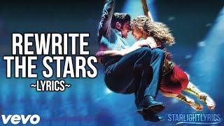 Download lagu The Greatest Showman - Rewrite the Stars (Lyric Video) HD