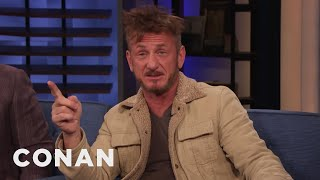 Download Song Sean Penn's Trip To Mexico With Marlon Brando - CONAN on TBS Free StafaMp3