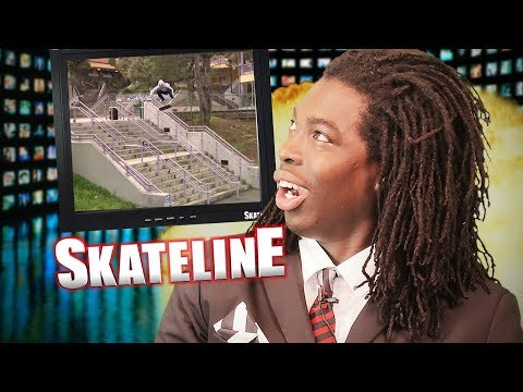 SKATELINE - Tony Trujillo, Chris Joslin, Ryan Decenzo My War, Chase Webb, Milton Martinez & More