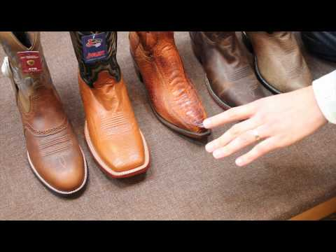 Western Boot Fit Guide - RCC Western Stores. Inc.