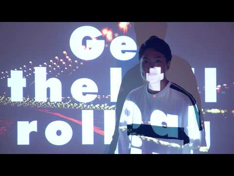 Get the ball rolling 高橋優介(Official music video)