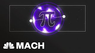 Pi In The Sky: How A NASA Scientist Uses Pi To Look For Life Beyond Earth | Mach | NBC News