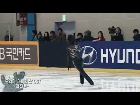 [2012.01.08] 2012 Korean Nationals 김진서 Jin-seo Kim Fs (broadcasting Ver.) 2012 종합선수권 video