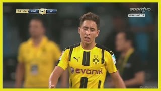 Emre Mor vs Manchester City (Neutral) 28/07/2016 | Pre-season 2016-17 | HD