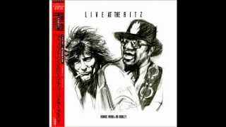 RONNIE WOOD & BO DIDDLEY - LIVE AT THE RITZ (Full Album )