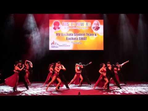 Sydney Latin Festival 2017 - MV BACHATA STUDENT TEAM & BACHATA SWAT