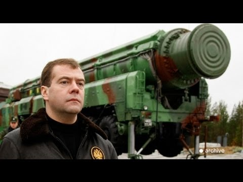 Russia threatens to deploy missiles in row with US