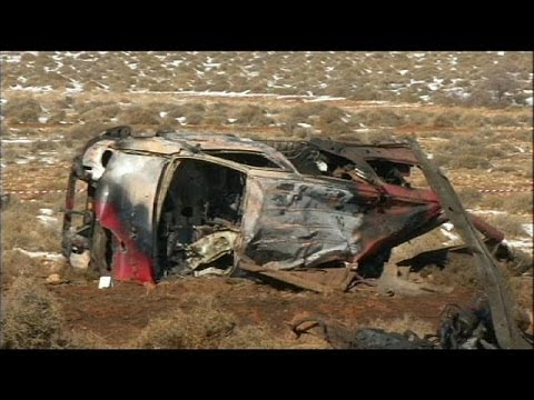 Car bomb near Syrian border in Lebanon