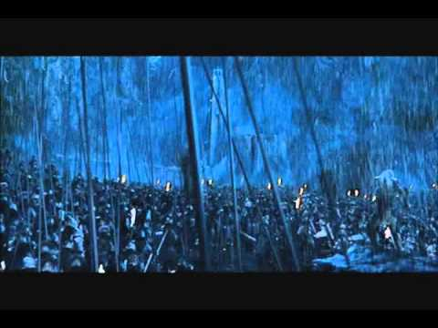 Two Towers - Battle of Helms Deep Opening