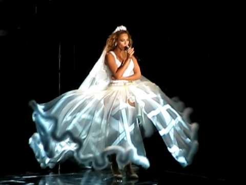 Beyoncé - Angel (Sarah McLachlan Cover) (Live @ Wachovia Center)