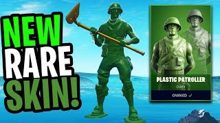 the BEST Skins Fortnite has ever Released! (TOY TROOPER & PLASTIC PATROLLER)