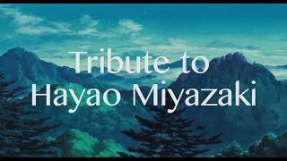 The Most Beautiful Shots From Hayao Miyazaki & Studio Ghibli