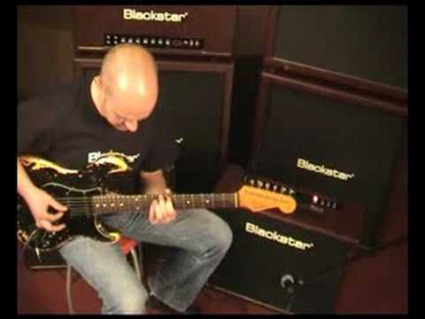 Blackstar Artisan 15 Demonstration