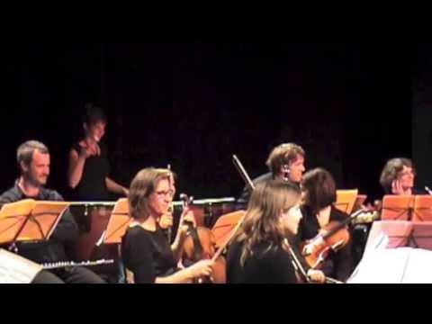 Pierre et le Loup -  Ensemble Instrumental Roannais -  Direction : Philippe Péatier
