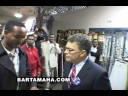 Al Franken campaigned at the Somali Mall in Minneapolis (Mall-ka 24-ka)   INTERVIEW