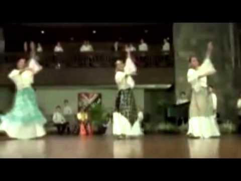 Pandanggo Rinconada- Baile Filipina