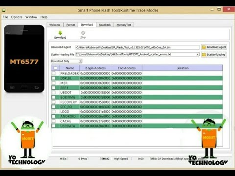 Qmobile a110 Flash File Firmware Download - FREE