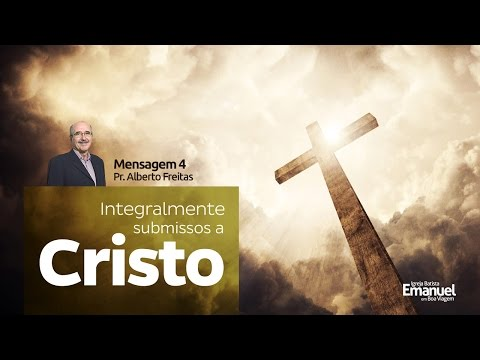 Reflexão Bíblica | 25/01/2015 - Pr. Alberto Freitas (Manhã)