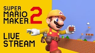REACTING TO MARIO MAKER 2 DIRECT!