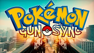 CS:GO Gun Sync | Pokémon Theme - Encore Trap Remix