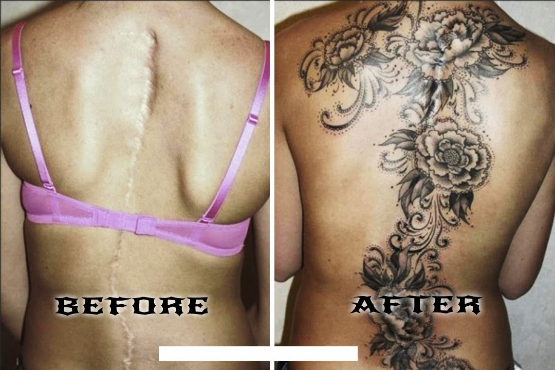 Tattoos Epic Cover up