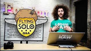 Can You STOP Photo Stealing On Your Site Or Don't Worry About It? Flying Solo
