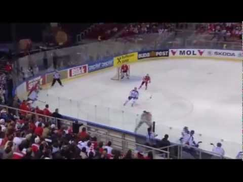 Hungary vs. Korea - 2013 IIHF Ice Hockey World Championship Division I Group A