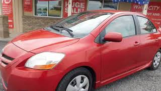 2007 Toyota Yaris 4DR WOW! GAS SAVER*40MPG*like new*EZ FINANCING! (Hermiston, Oregon)