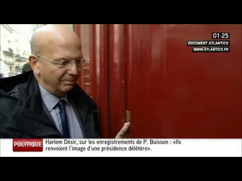 2 --  VIDÉO - Nicolas  Sarkozy enregistré par - Patrick. Buisson --- 06/03/2014