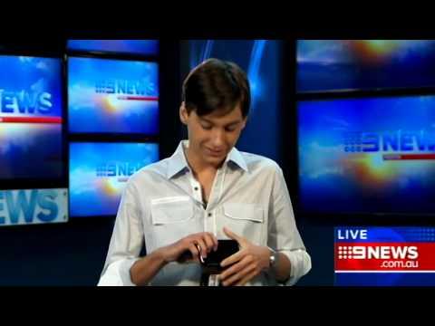 iPhone Fumble   9 News Perth
