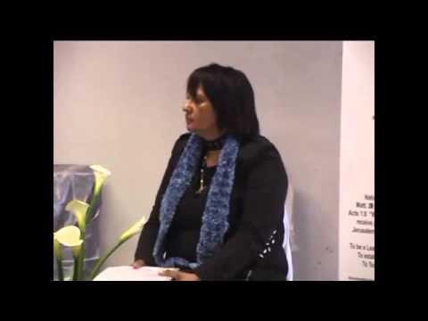 Airwaves Africa Radio & TV Networks   Avril Interviews Cynthia Daniels Part 2