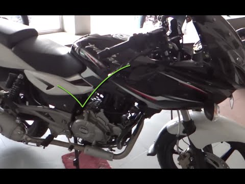 Pulsar 220 F New Model 2014 Review Second Generation video