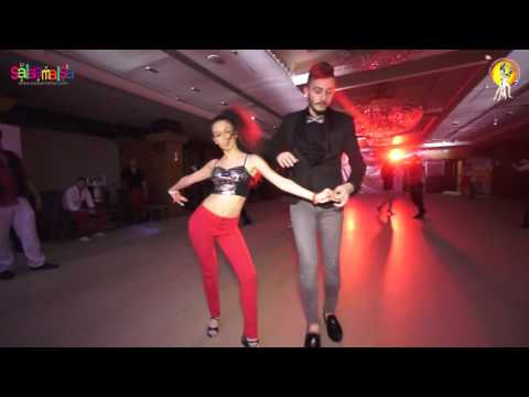 Serena & Micheal Social Salsa    1.EIDC