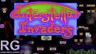 Indie First Impressions - Interstellar Invaders for PC - Retro arcade homage to Arkanoid [4K60]