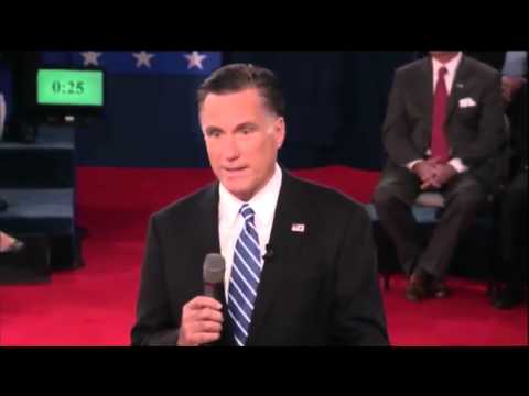 2nd Presidential Debate: Jeremy Epstein Asks Romney and Obama about Jobs, Oct. 16, 2012