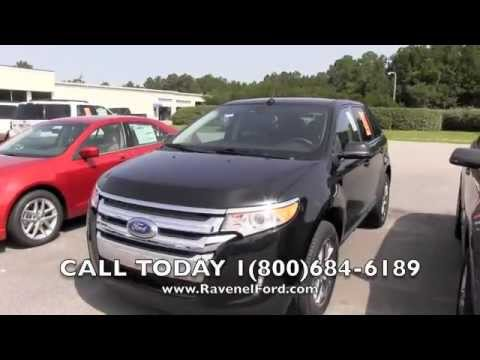 2013 Ford Edge Limited Vista Roof Charleston Car Videos Review * $98 Over Invoice @ Ravenel Ford SC