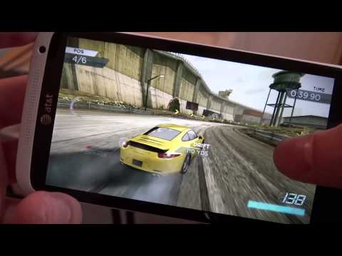 Need For Speed MOST WANTED Android Gameplay HTC One X Hands On Review EA