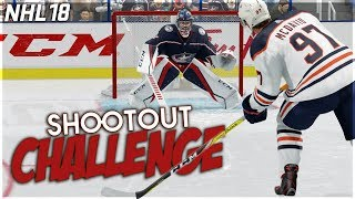 NHL 18 SHOOTOUT CHALLENGE #1