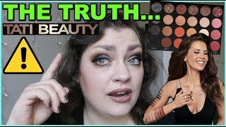CRITICALLY HONEST REVIEW | TATI BEAUTY Textured Neutrals Vol. 1 (Formula Dupes, Wear Tests, & MORE!)