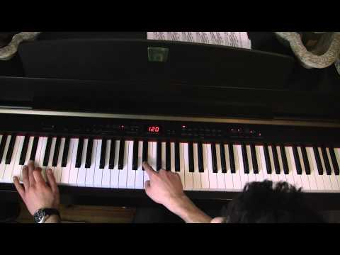 Hersey uzagimda besir aski memnu piano tutorial nasil calinir
