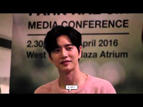 160417 Park Hae Jin Media Conference In Singapore (7)