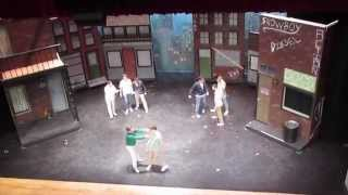 West Side Story- East Islip High School Musical 2015