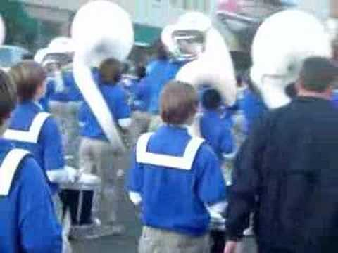Grenada Middle School 8th Grade Band