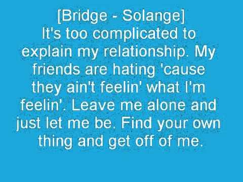 Solange - Naive