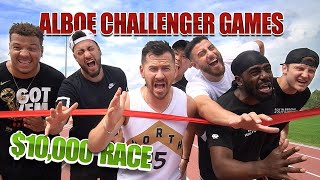 THE TEAM ALBOE CHALLENGER GAMES - $10,000 RACE!!