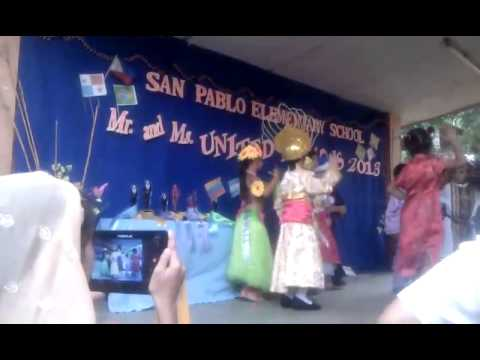 Ms.&mr.unated nation..san pablo elementary school