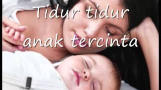 Tidur Tidur Anakku Sayang